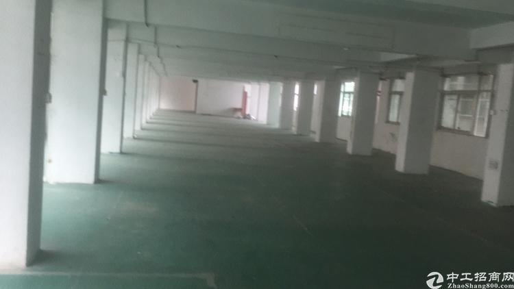 福永塘尾地铁口附近出两万平方物流园
