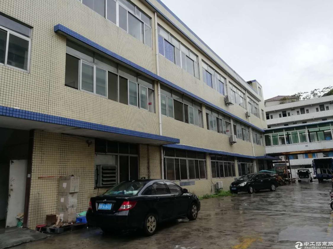 观澜新田工业区厂房三楼430平方米出租