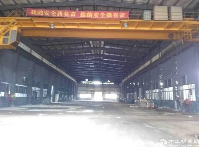 公明上村南光高速出口新出独门独院钢构12米高厂房6000平方