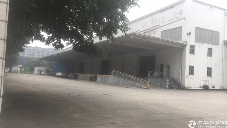 福永塘尾地铁口附近出两万平方物流园-图4