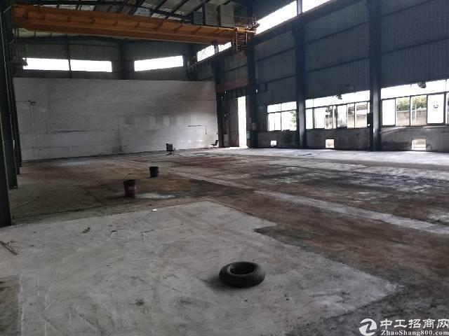 石岩北环新出大型钢构7000平厂房出租