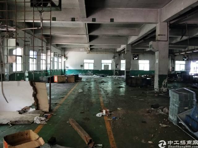 龙华清湖地铁站旁,独院一楼70000平方,可分租-图5