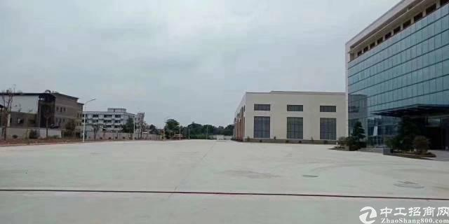 东莞市全新带红本3万平米厂房出租-图3
