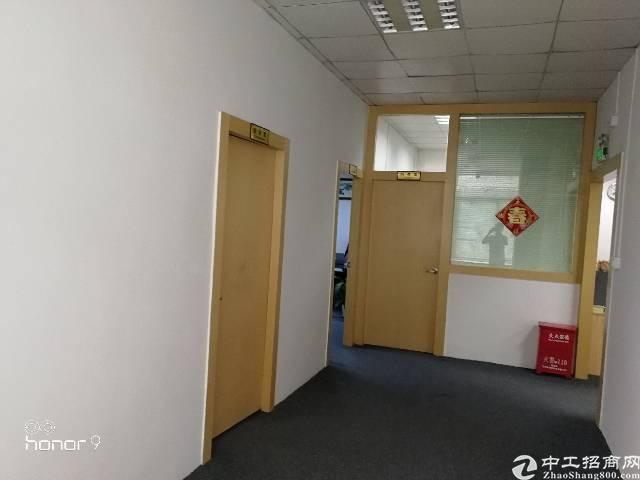 福永白石厦2楼900平方带装修千级无尘车间