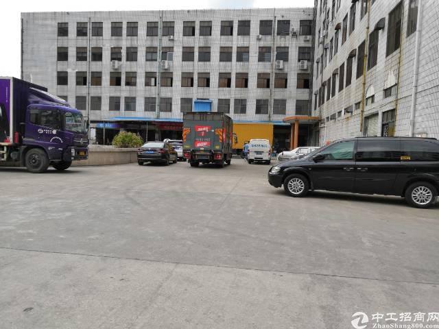 台湾工业区旁原房东2100平方厂房出租