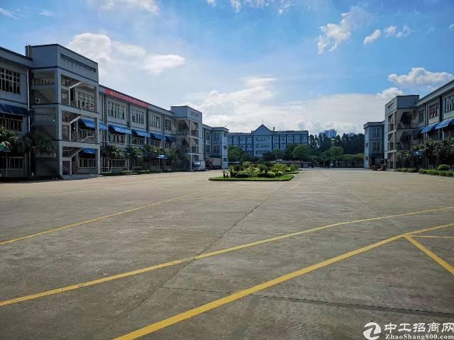 常平花园式标准厂房,总面积8800平方