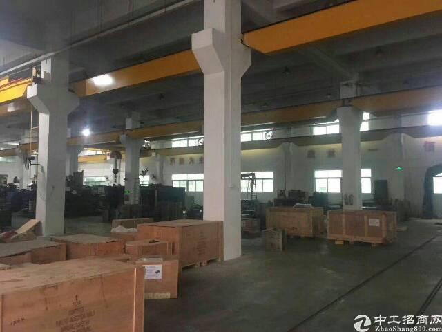 沙井新出村委带装修一楼900平厂房招租-图2