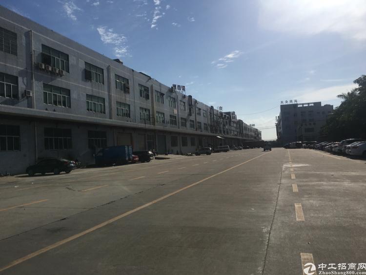 沙井镇和一西部工业区新出二楼2300平米,物业出租
