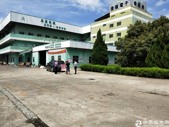 龙华清湖地铁站旁,独院一楼70000平方,可分租-图2