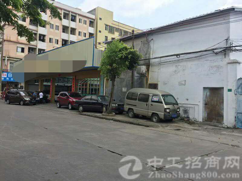 石碣镇占地4500㎡ ,建筑4500㎡集体证厂房出售