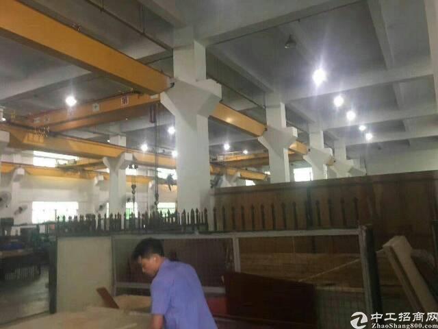 沙井新出村委带装修一楼900平厂房招租-图5