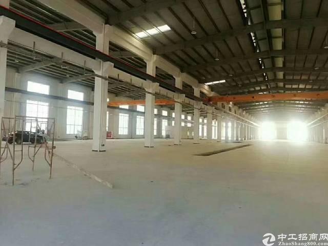 东莞市全新带红本3万平米厂房出租