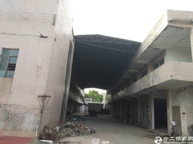 常平镇元江元村独门独院厂房4500平