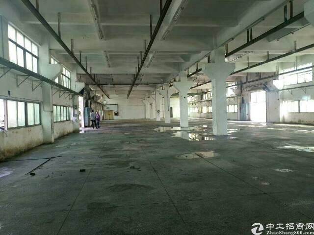 2500平方米6米高一楼厂房出租