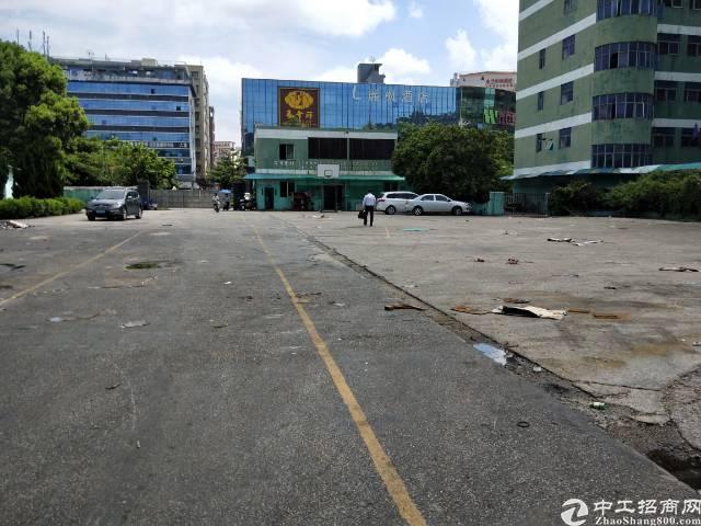 龙华清湖地铁站旁,独院一楼70000平方,可分租-图4