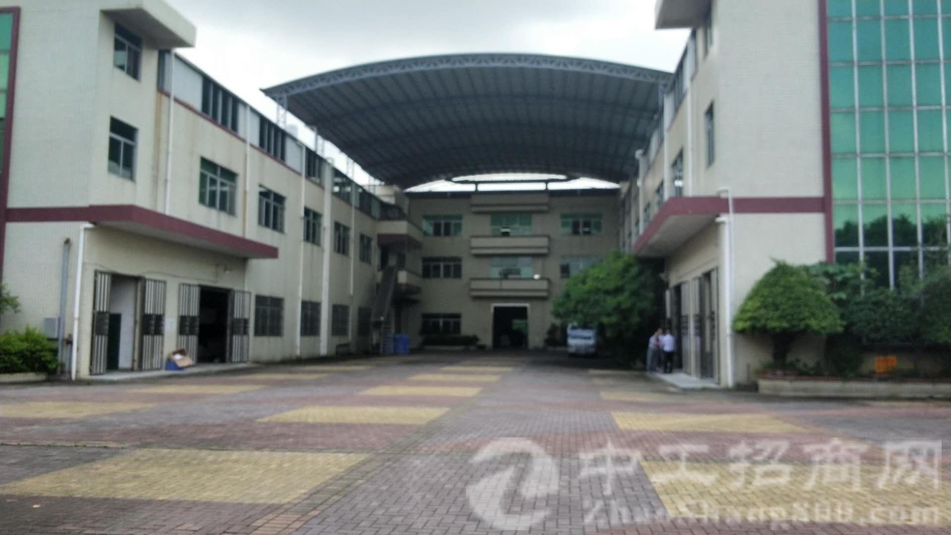 茶山镇占地3000㎡,建筑5950㎡国有证房产证工业厂房出售