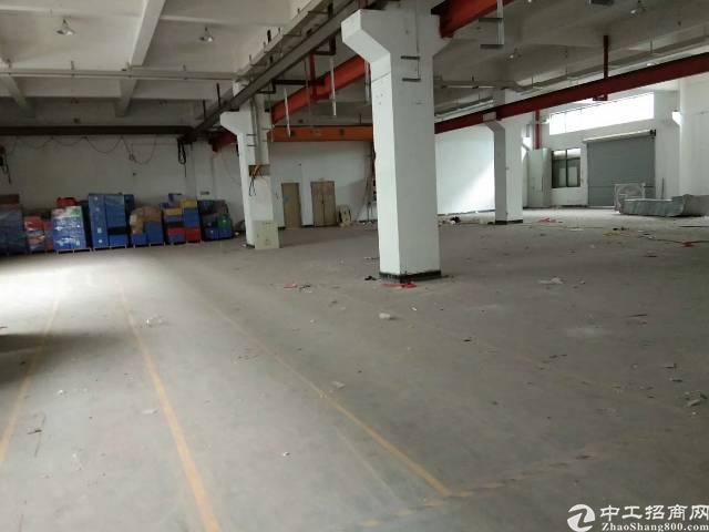 公明楼村新出一楼标准厂房2400平方