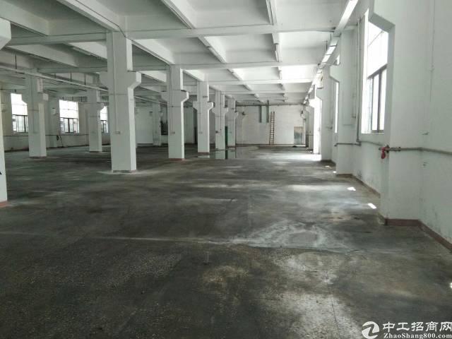 平湖水官高速10000独院5米5高厂房出租