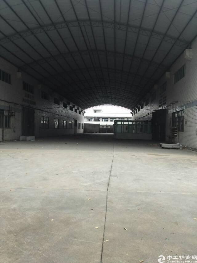 石碣新出占地4500平建筑4500平独院厂房出售