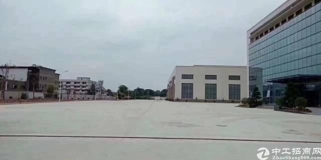 黄江全新标准厂房出租