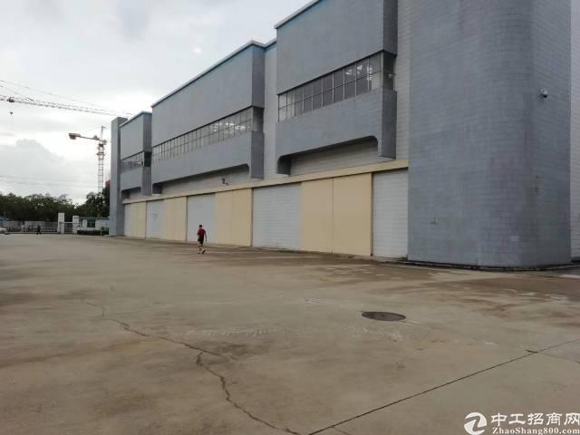 福永红本物流仓库48000平方面积大小分租-图4