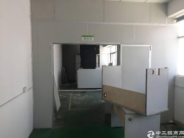西乡固戍地铁站附近转租3楼500平-图2