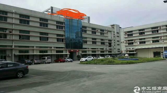 出租沙井大王山工业区2楼1560平米带装修厂房