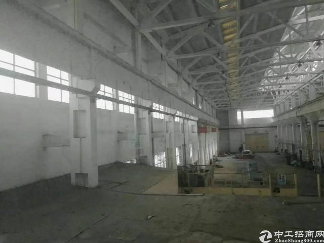 原房东标准厂房物流园实际面积出租
