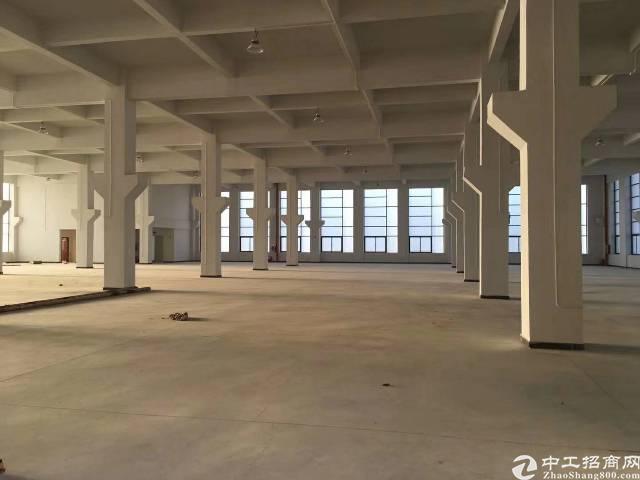 黄江镇全新独院超大空地厂房出租