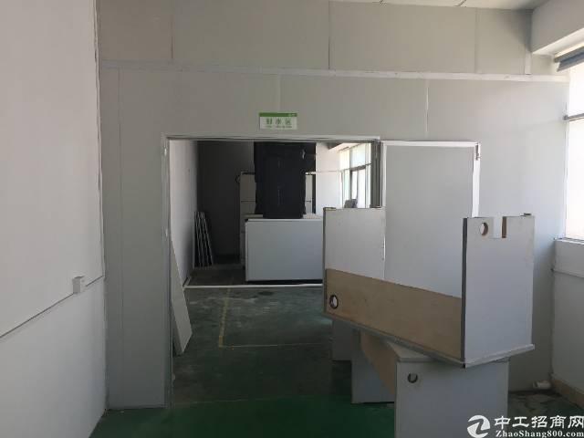 西乡固戍地铁站附近转租3楼500平-图4