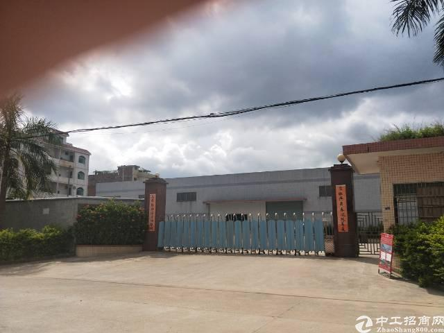 企石镇独门独院单一层滴水9米钢构出租