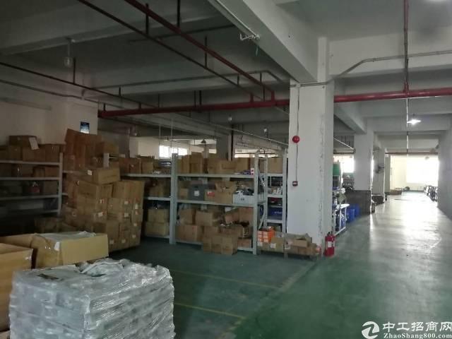 沙井大王山楼上整层3000平米精装修厂房出租-图4
