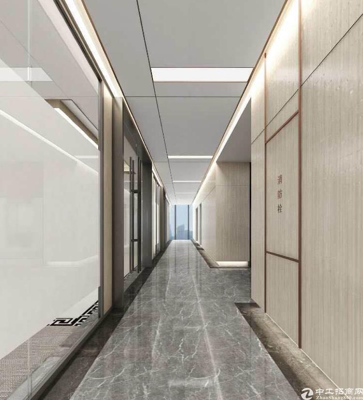 石岩首家纯办公大厦全面招租130-13000平,豪华装修