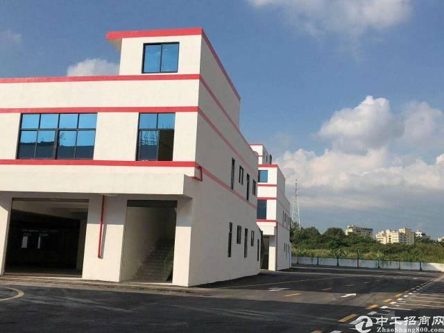 公明独门独院厂房2000平米出租全新厂房