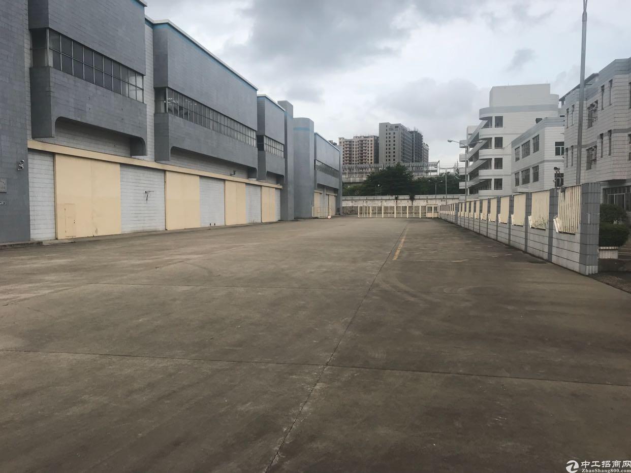 福永塘尾新出物流厂房20000平方米