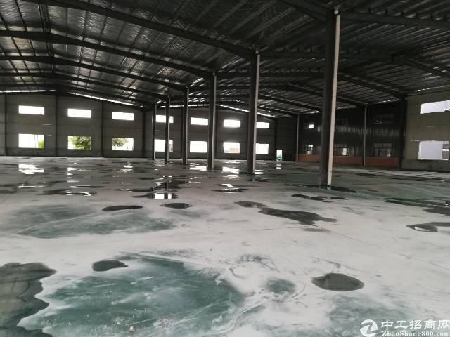 陈将新建原房东钢构7000平米招租。