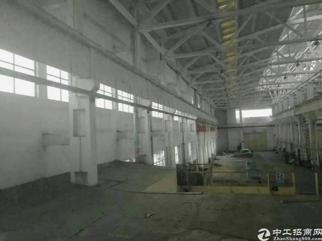 13000平方米高12米钢构单一层厂房出租