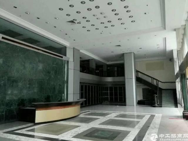 福永塘尾地铁站附近独门独院3.4万平米厂房招租