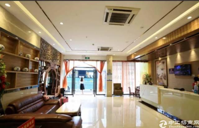 华南城带装修酒店招租