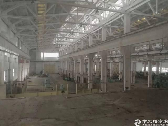福永新出钢构3000平方高度11米