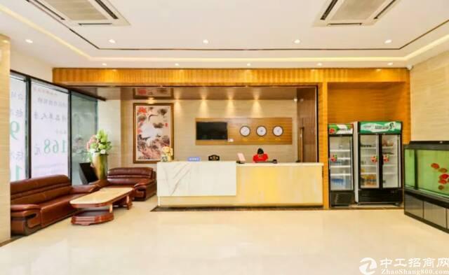 龙岗区平湖华南城十号地铁口精装修商务酒店转让5000平米