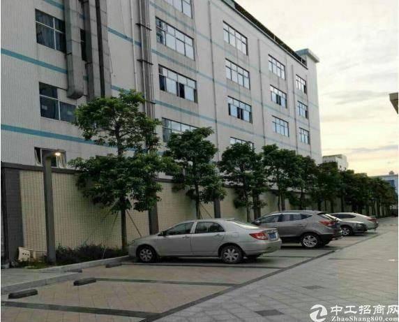 福永沿江高速出口原房东12000平红本厂房出租(可分层租)-图4