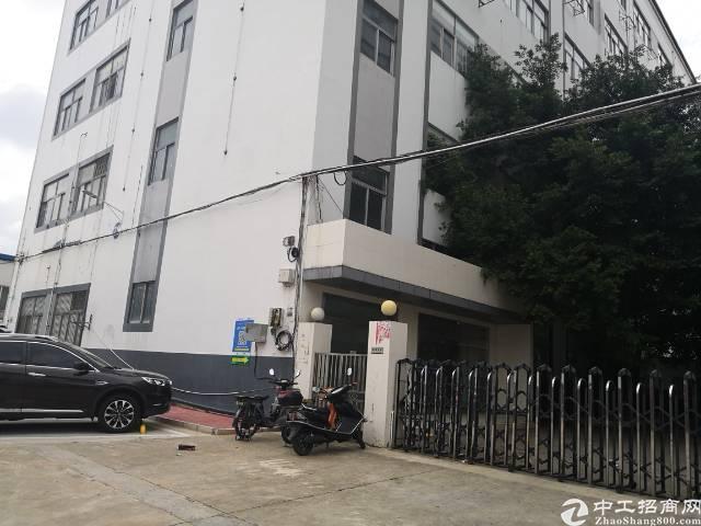 福永新出原房东厂房10000平方,没公摊,形象非常漂亮,