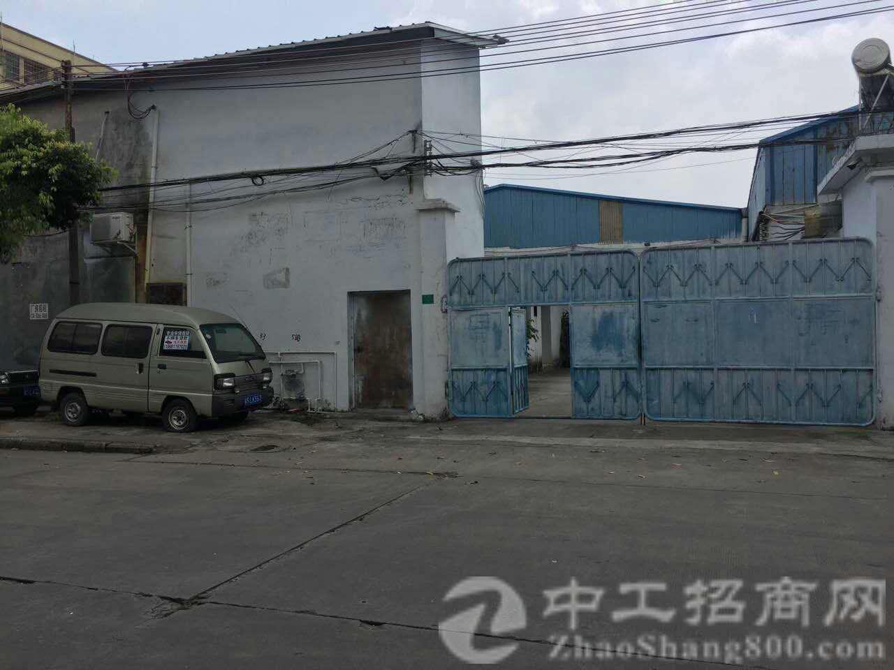 高埗镇占地1400m²建筑8400m²商住楼出售