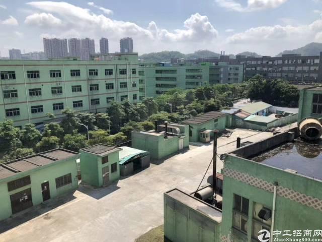 布吉上李朗村一栋三层共5100平方独栋出租,行业不拘价格可谈