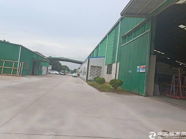 新出大钢构,滴水10米厂房出租