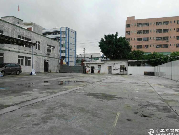 公明南光龙大双高速西田钢构可分租带消防喷淋