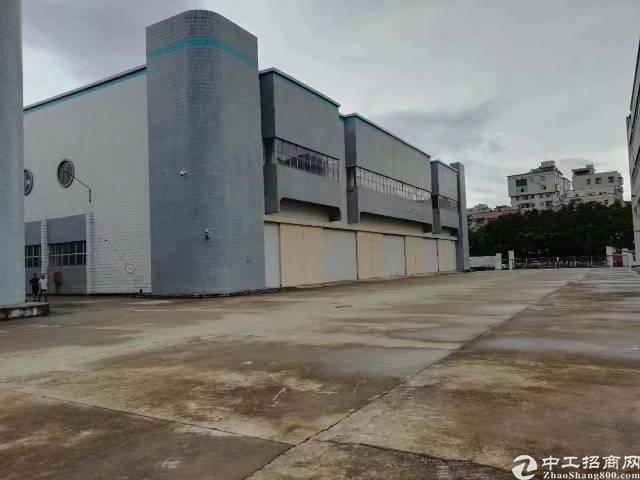 福永新出物流园超大空地急出租