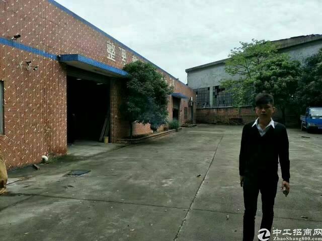 万江共联单一层750平方出租,原房东无公摊