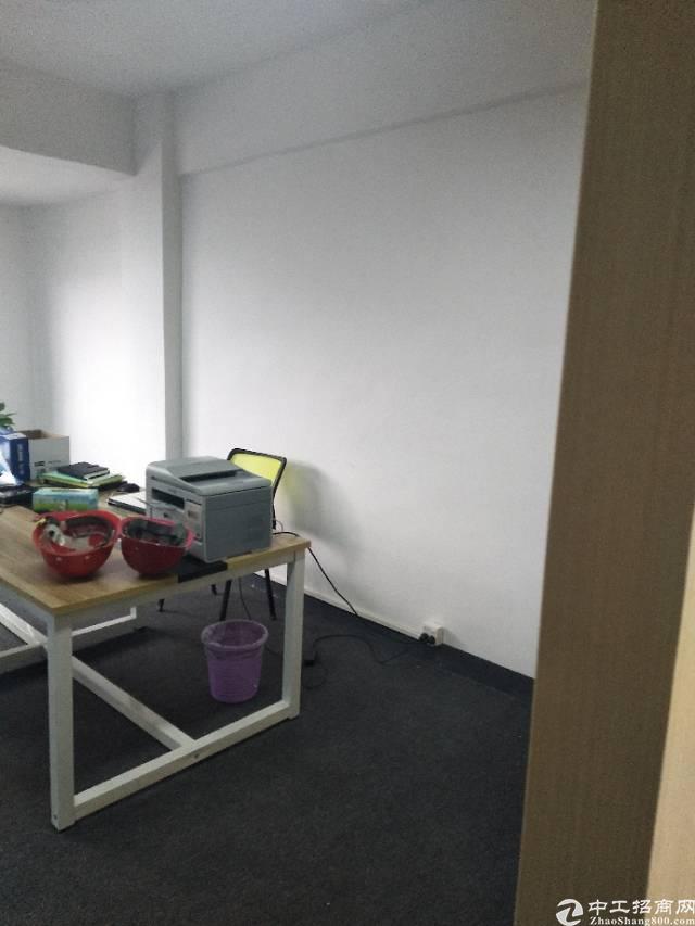 出租沙井物流园内全新装修写字楼55平